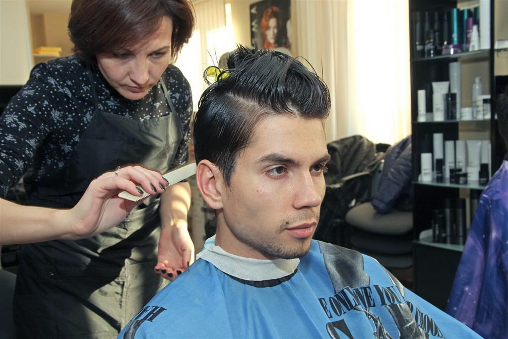 курсы мужского парикмахера в москве экономического развития